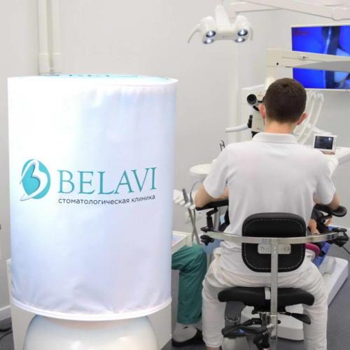 Чехол на кулер для стоматологической клиники BELAVI